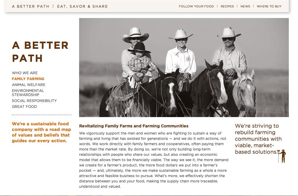 FITR Family Farm web